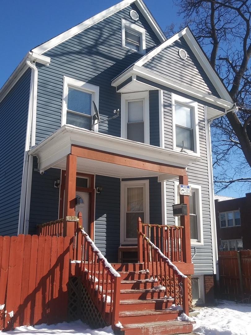 6359 S Fairfield Exterior Photo