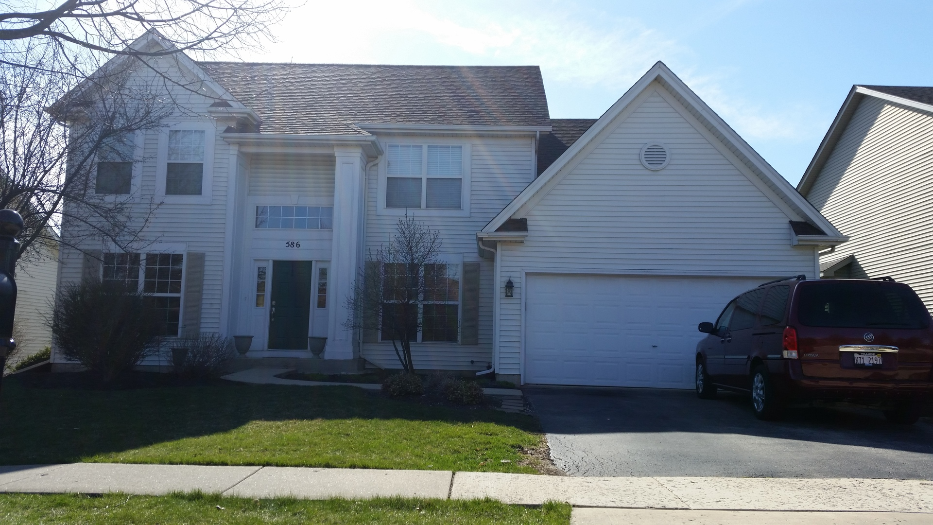 586 East Thornwood,  SOUTH ELGIN, Illinois