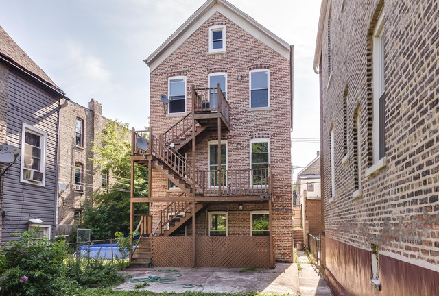 South Fairfield Ave., CHICAGO, IL 60608
