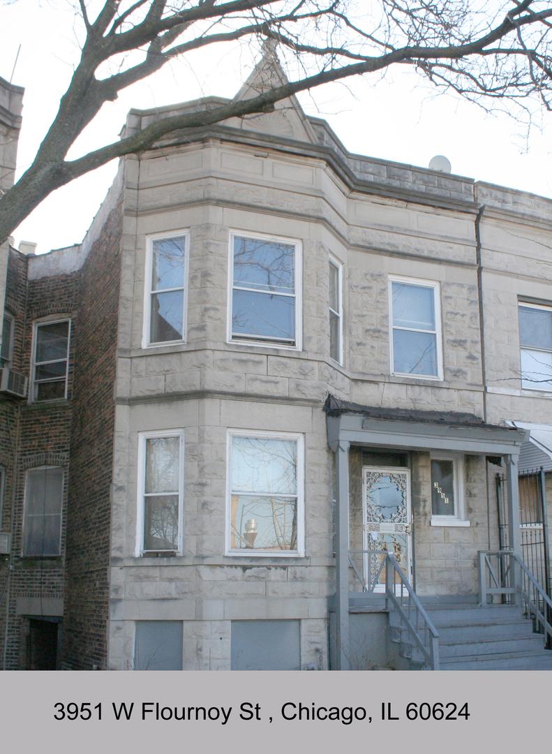 3951 W FLOURNOY Exterior Photo