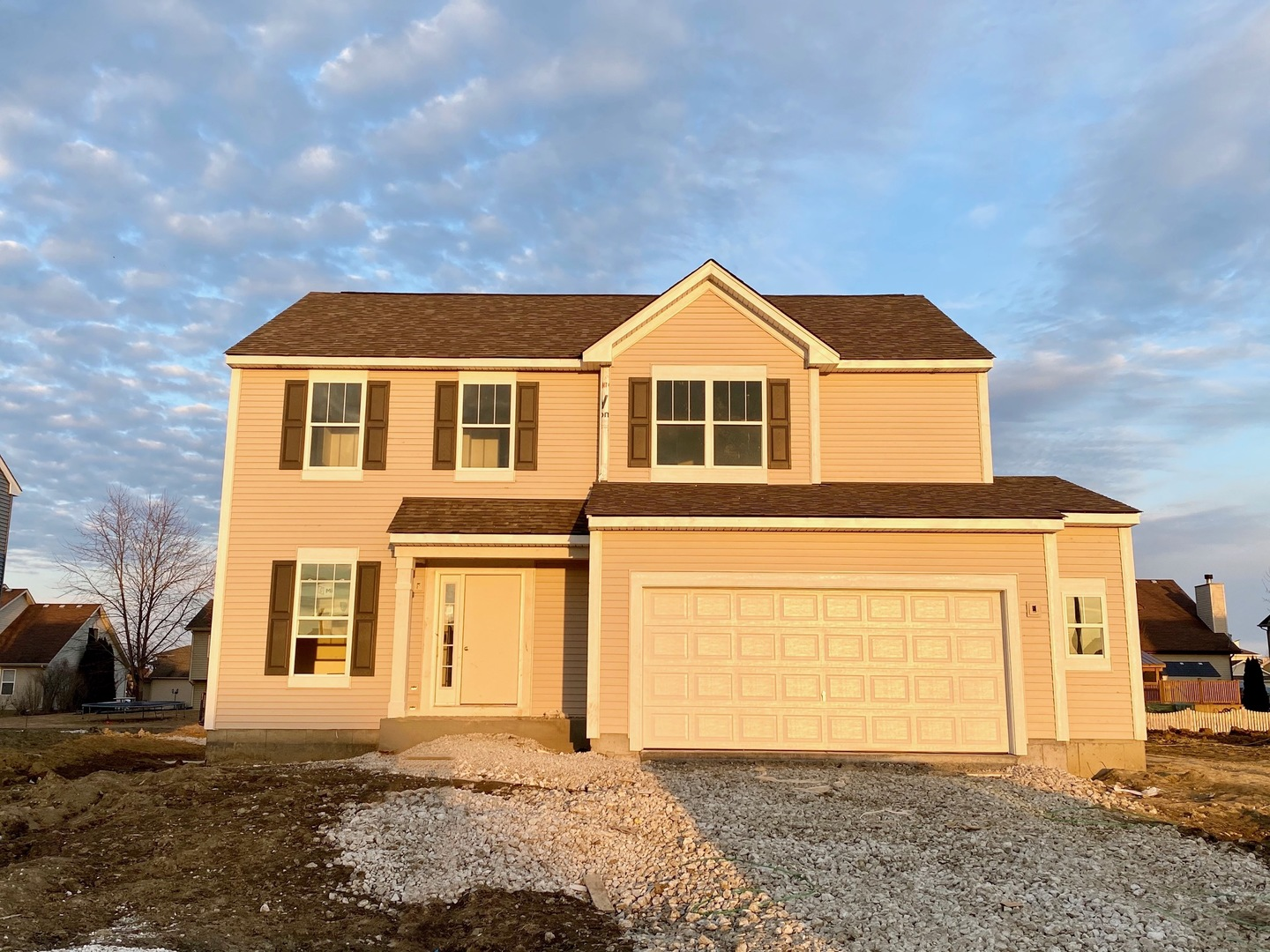 26113 South White Oak Lot#546, Channahon, Illinois, 60410
