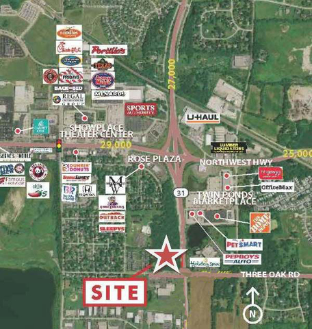 Property for sale at 0 Il Route 31 Highway, Crystal Lake,  IL 60014