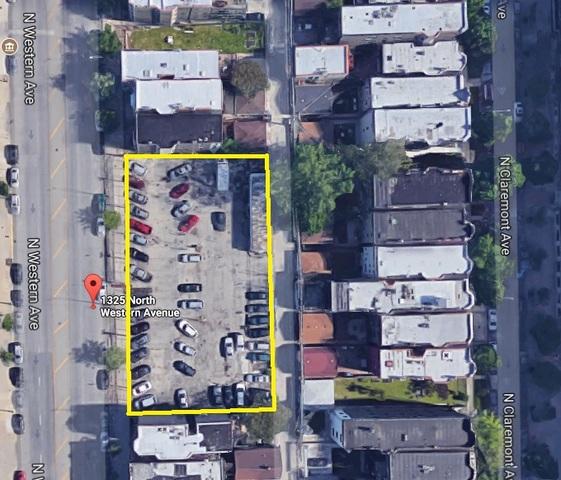 1325 N Western Avenue, Chicago, IL 60622