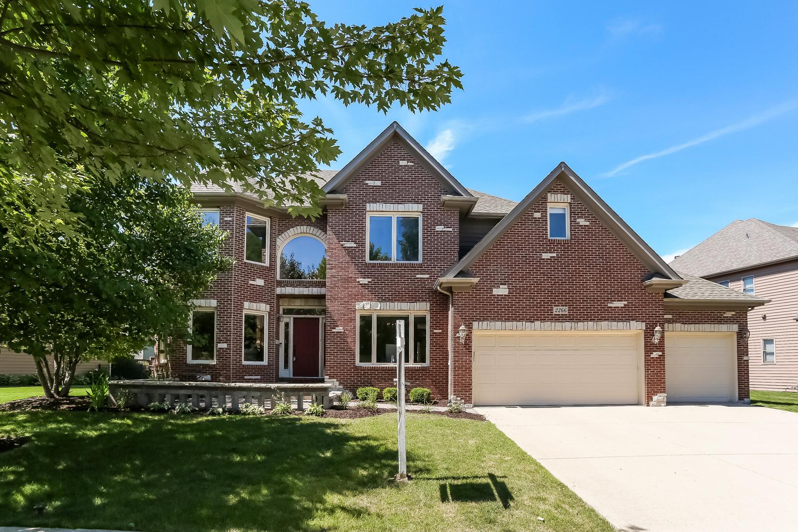 2266 Red Maple, AURORA, Illinois, 60502