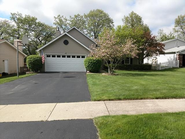 848 Jefferson Drive, Lindenhurst, Illinois 60046
