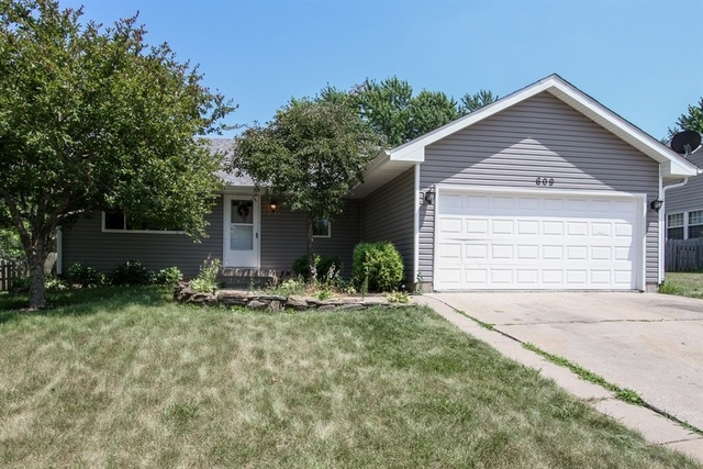 609 Eisenhower, Marengo, Illinois, 60152