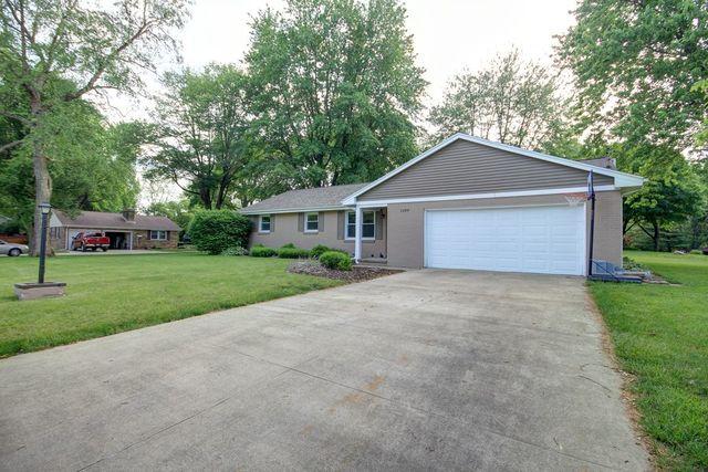 1109 South SUNNY ACRES, MAHOMET, Illinois, 61853