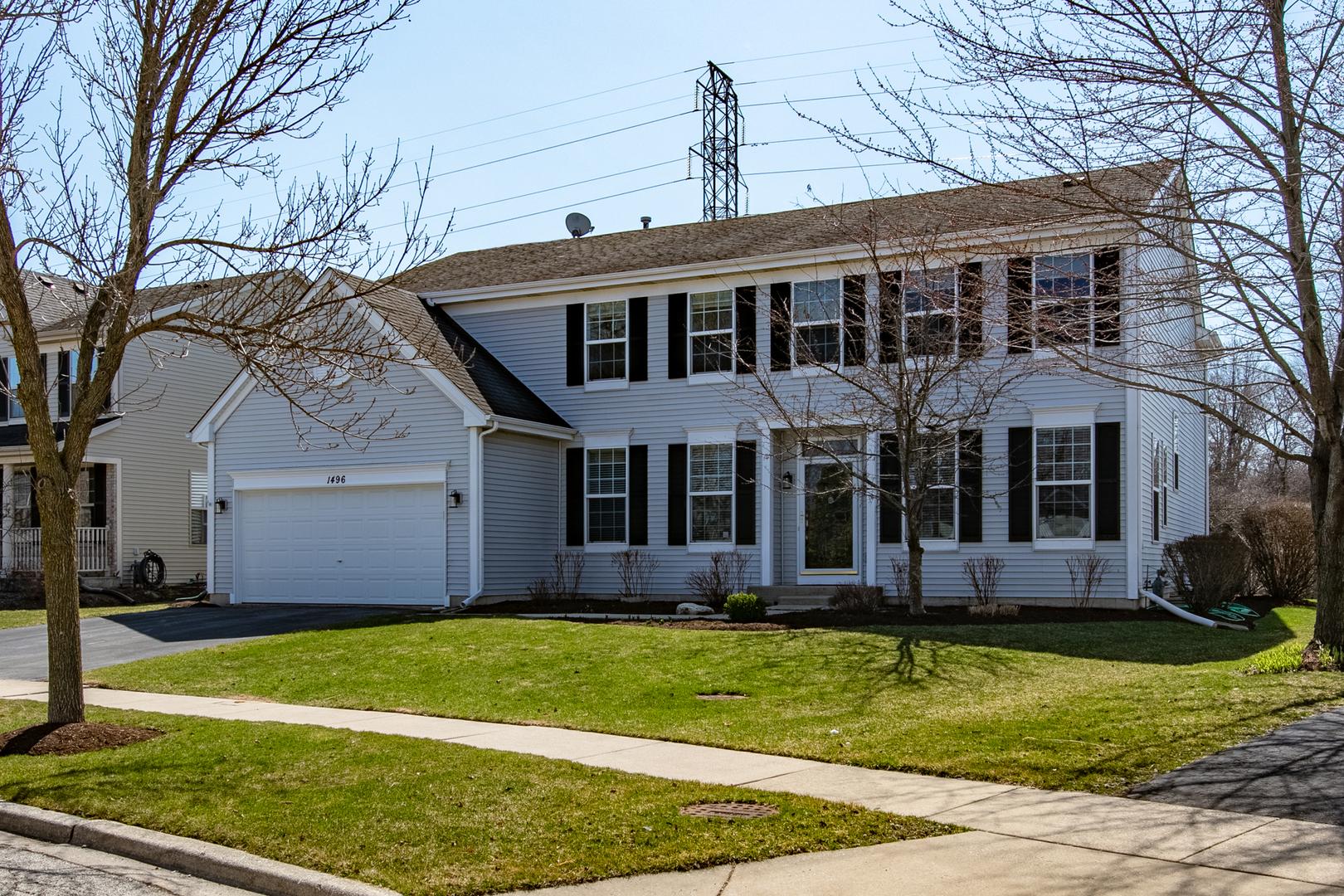 1496 Greystone Drive, Gurnee, Il 60031