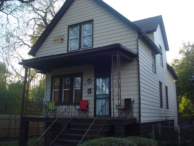 6918 South Elizabeth, Chicago, Illinois, 60636