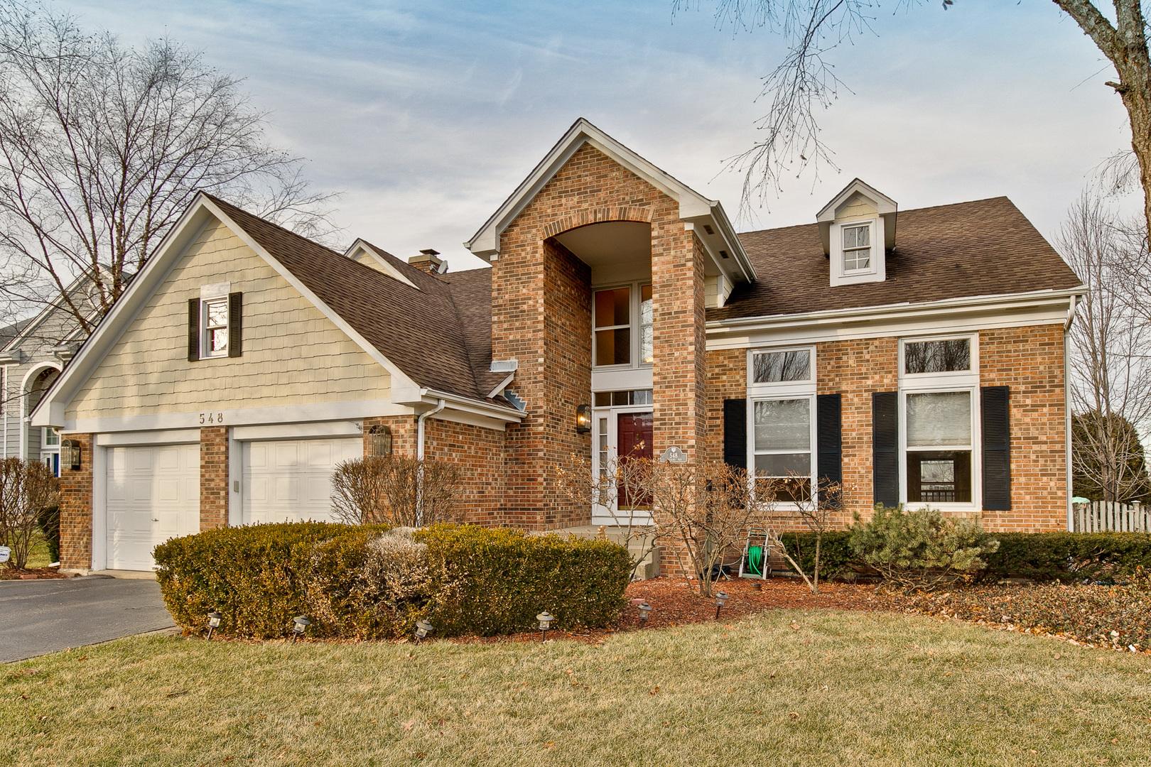 548 Williams, Vernon Hills, Illinois, 60061