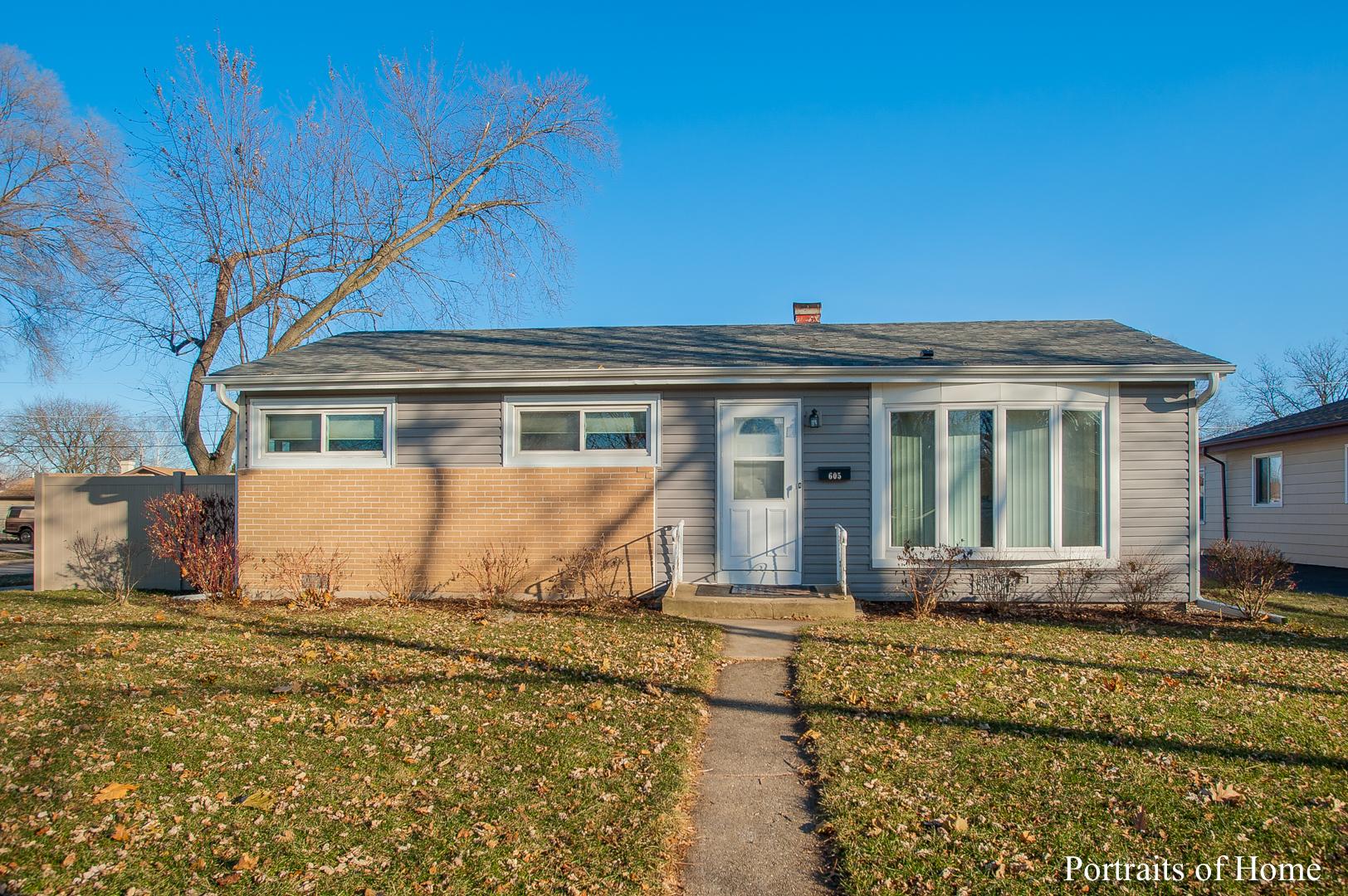 605 North 2nd, Villa Park, Illinois, 60181