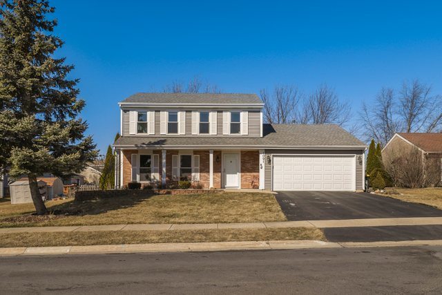 1091 Cliff View, Carol Stream, Illinois, 60188