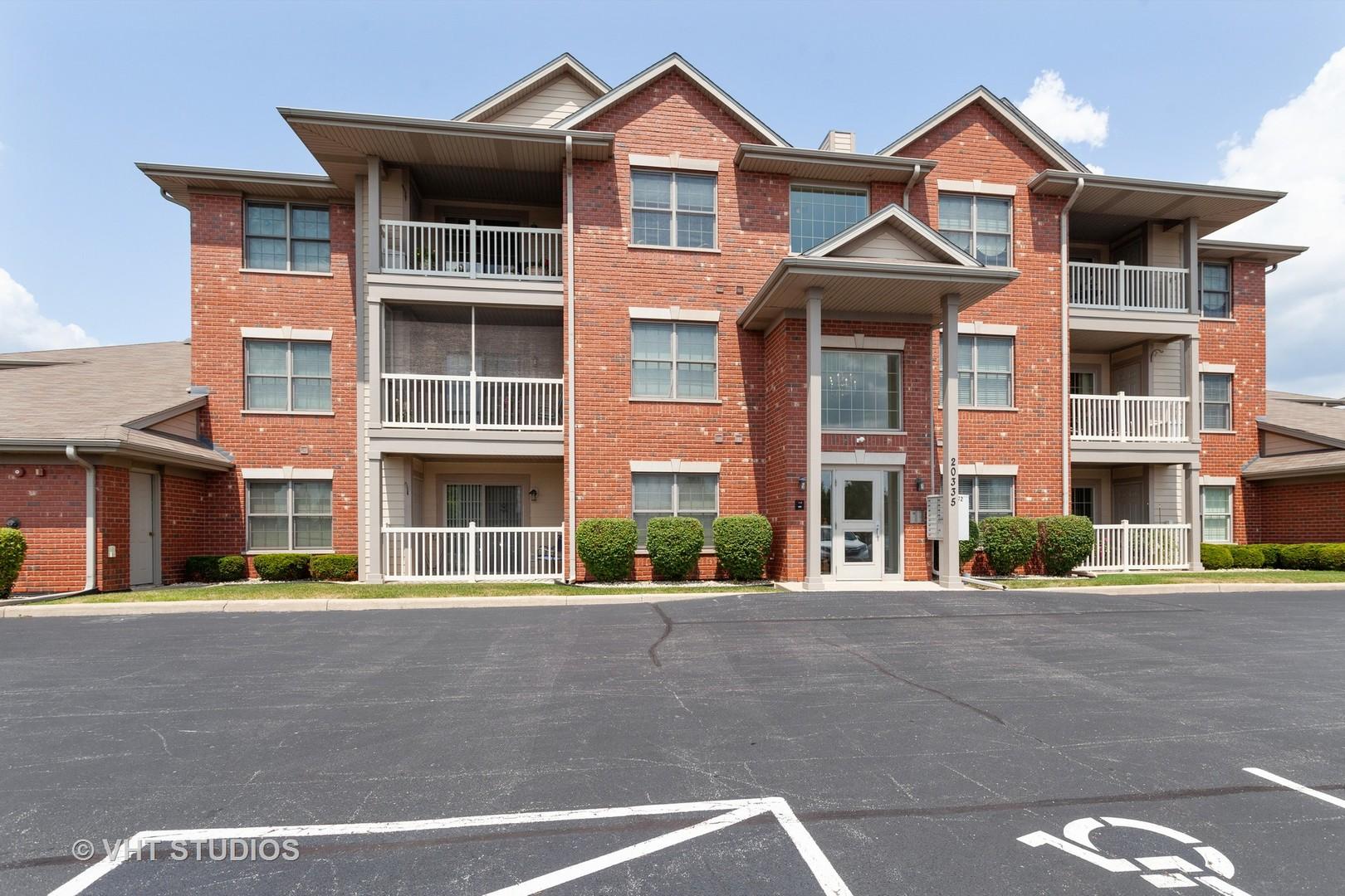 20335 South Rainford 2C, FRANKFORT, Illinois, 60423