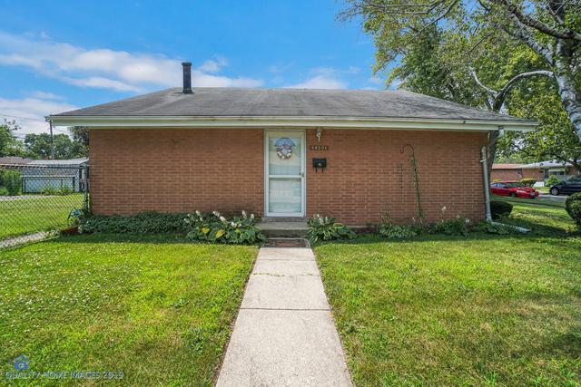 14501 Tripp, Midlothian, Illinois, 60445