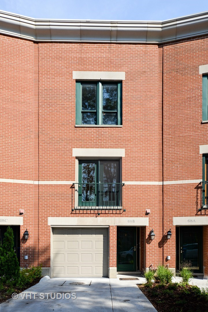 Property for sale at 616 South Laflin Street Unit: B, Chicago-Near West Side,  IL 60607