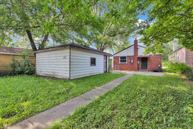 157 East 146th, RIVERDALE, Illinois, 60827