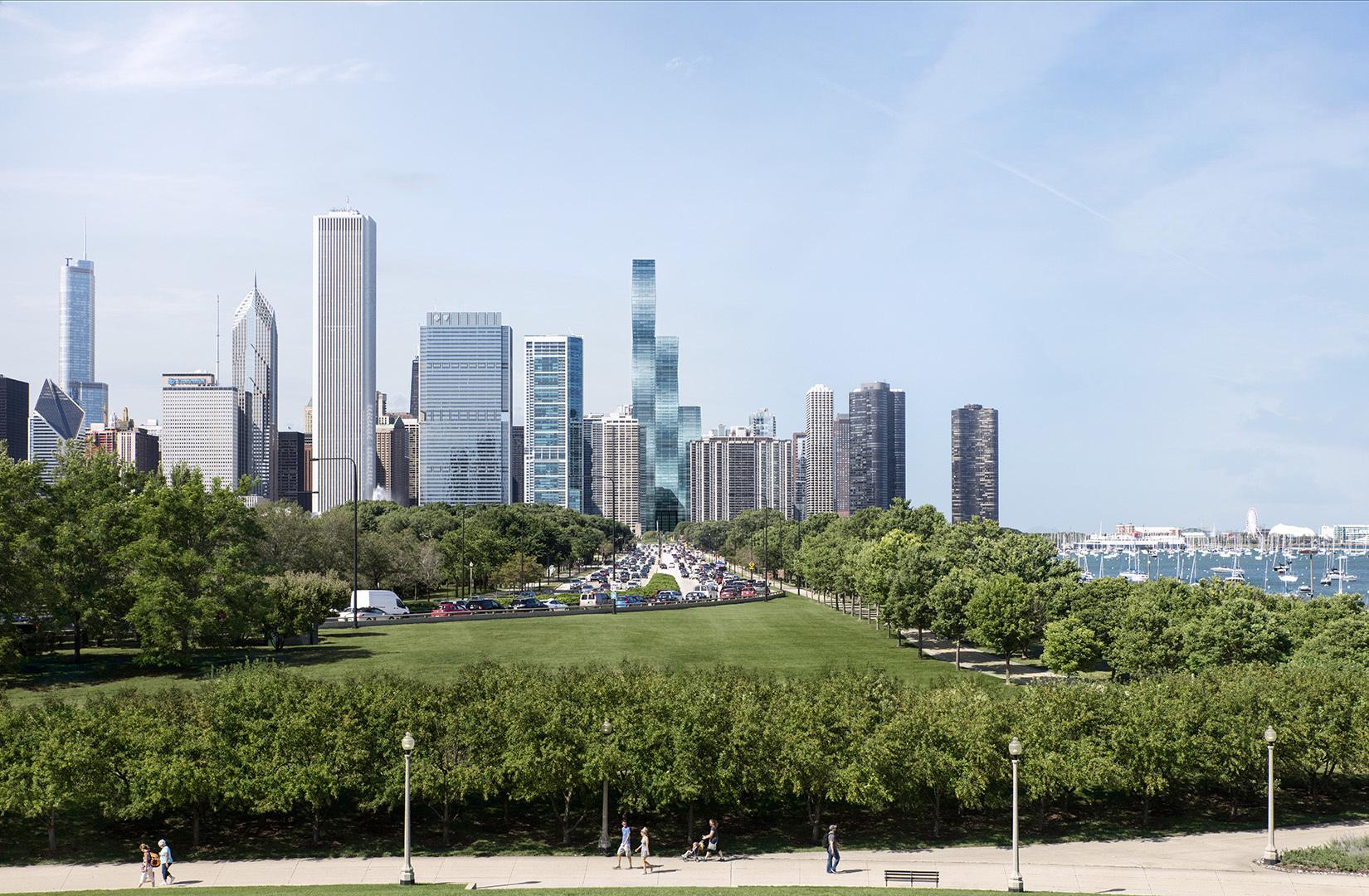 363 East Wacker 1304, Chicago, Illinois, 60601