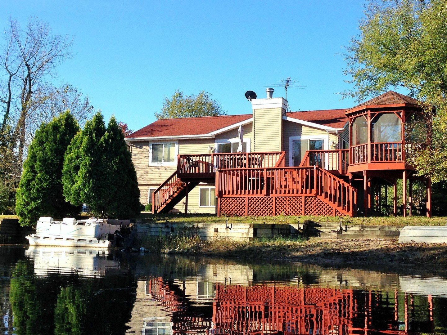 Property for sale at 225 Fossil Cove Lane, Wilmington,  IL 60481