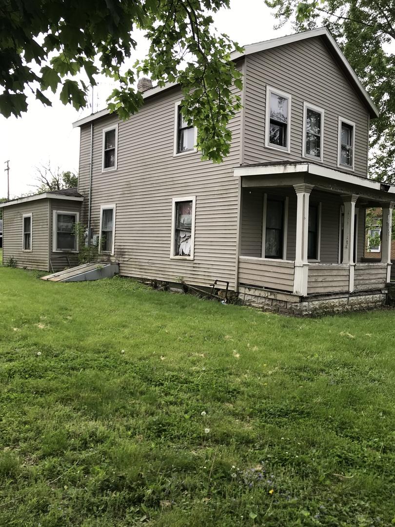 115 North Jones, Amboy, Illinois, 61310