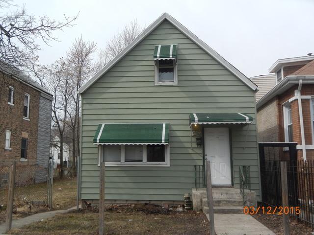 5212 S HERMITAGE Exterior Photo
