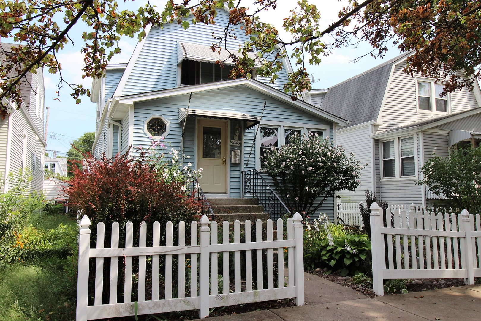 5643 N Kedvale Exterior Photo