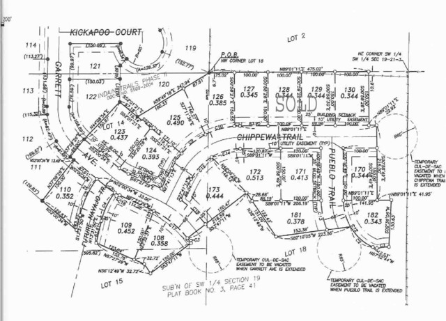 Lot 181 Pueblo Street, Albany, IL 61230