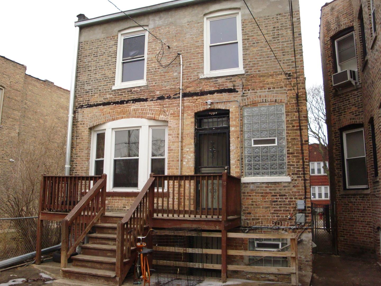 7226 South Eberhart, Chicago, Illinois, 60619