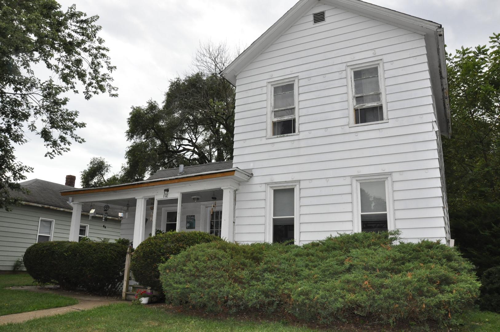 710 North Monroe, Streator, Illinois, 61364