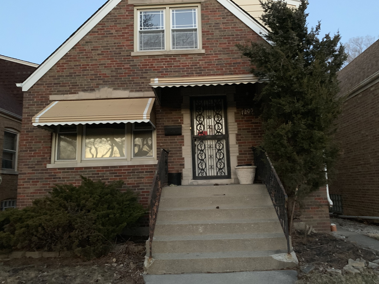 7205 South Troy, CHICAGO, Illinois, 60629