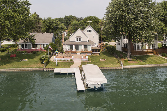 Property for sale at 1319 West Sunnyside Beach Drive, Johnsburg,  IL 60051