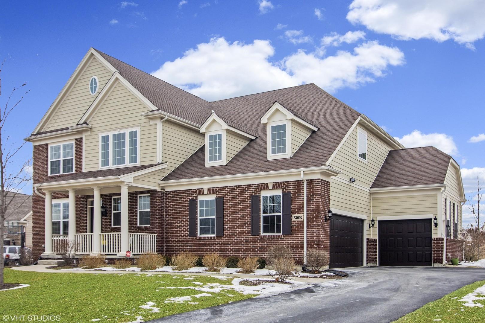 23610 North Sanctuary Club Drive, Kildeer, Illinois 60047
