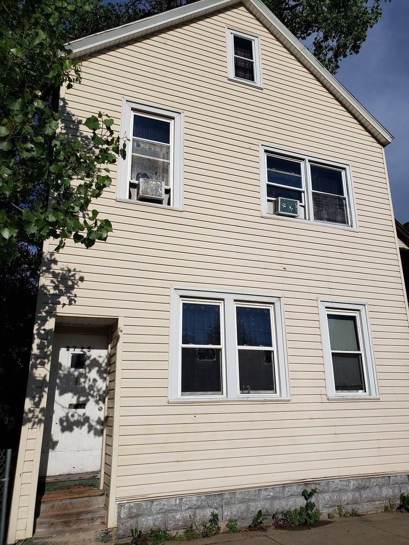 8725 S Burley Exterior Photo