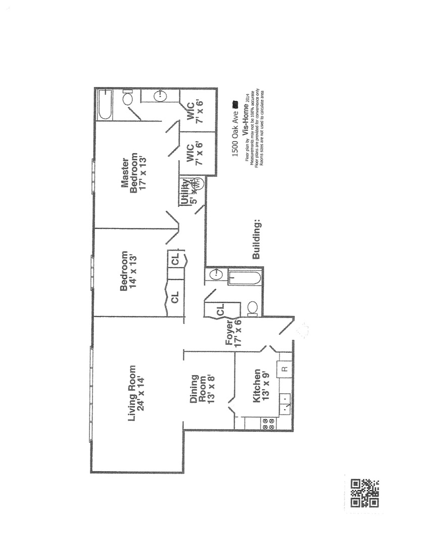 1500 Oak 4B, EVANSTON, Illinois, 60201
