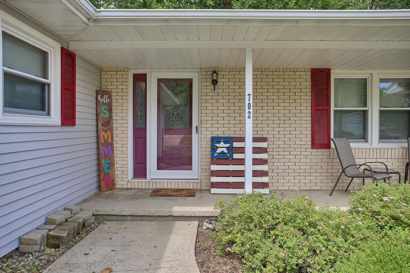 702 Crestview, Monticello, Illinois, 61856
