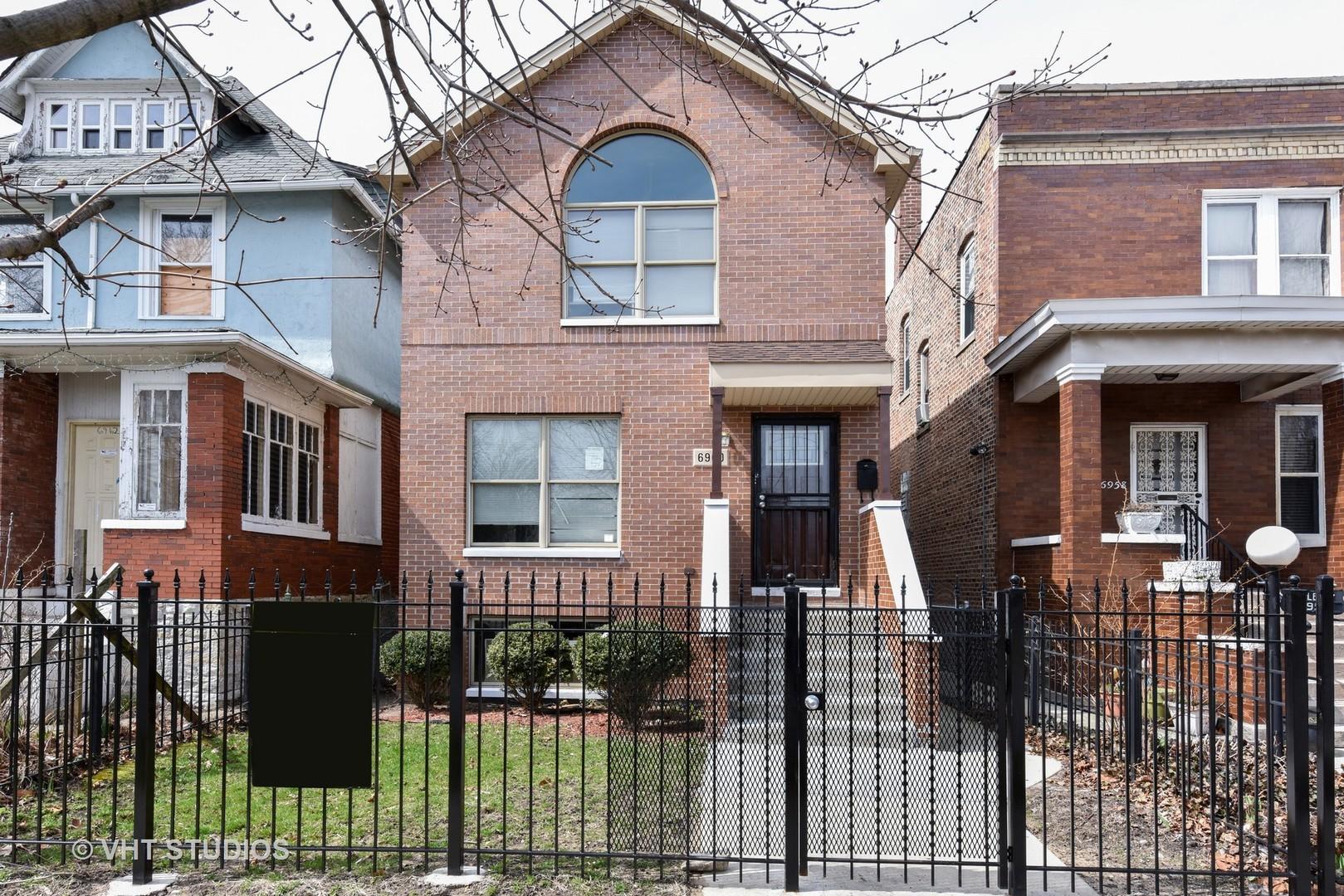 6960 S Woodlawn Avenue, Chicago, IL 60637
