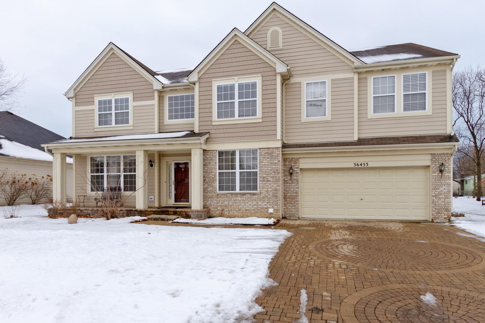 36453 North Yew Tree Drive, Lake Villa, Illinois 60046