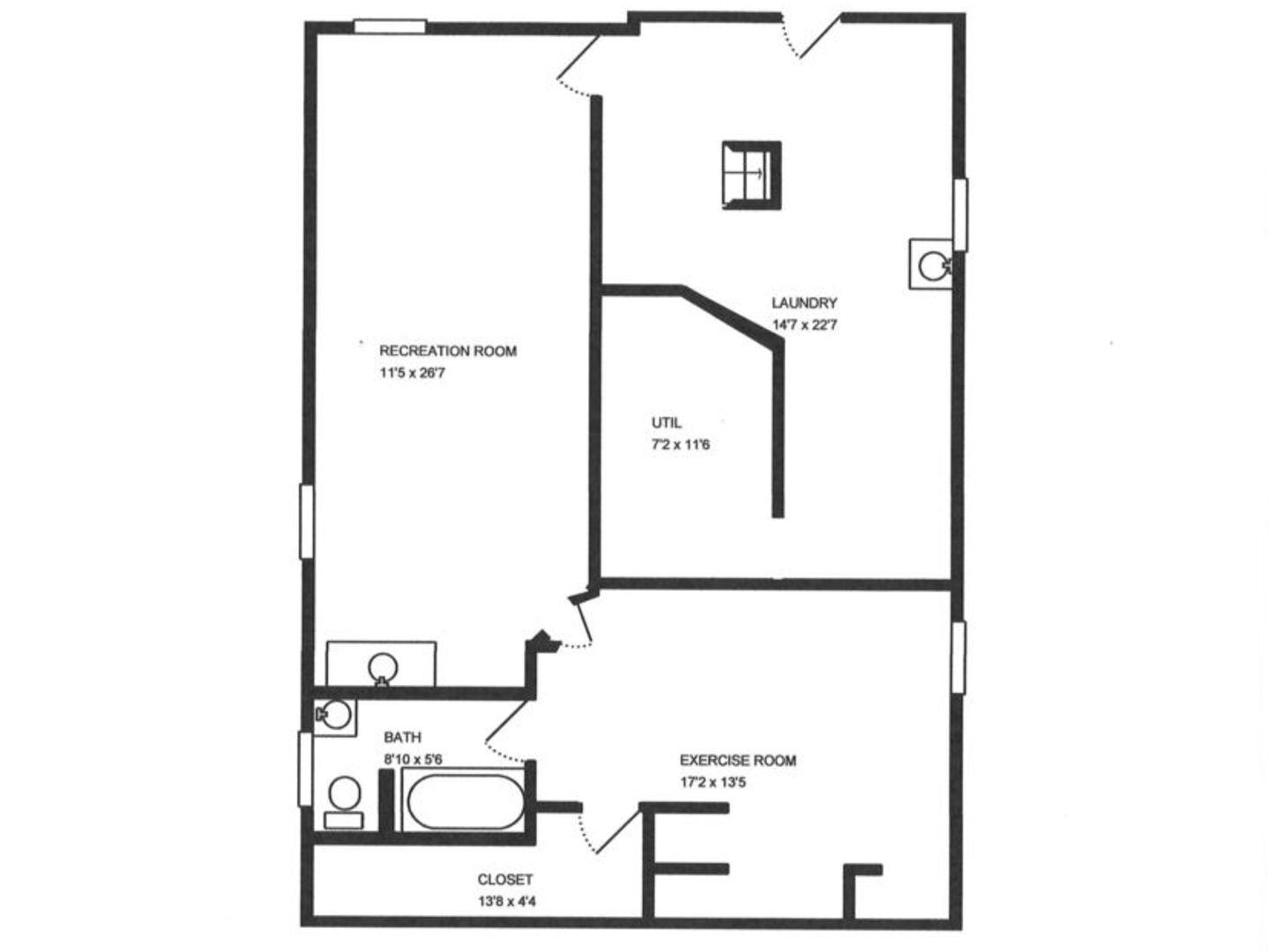 1761 Dewes, Glenview, Illinois, 60025