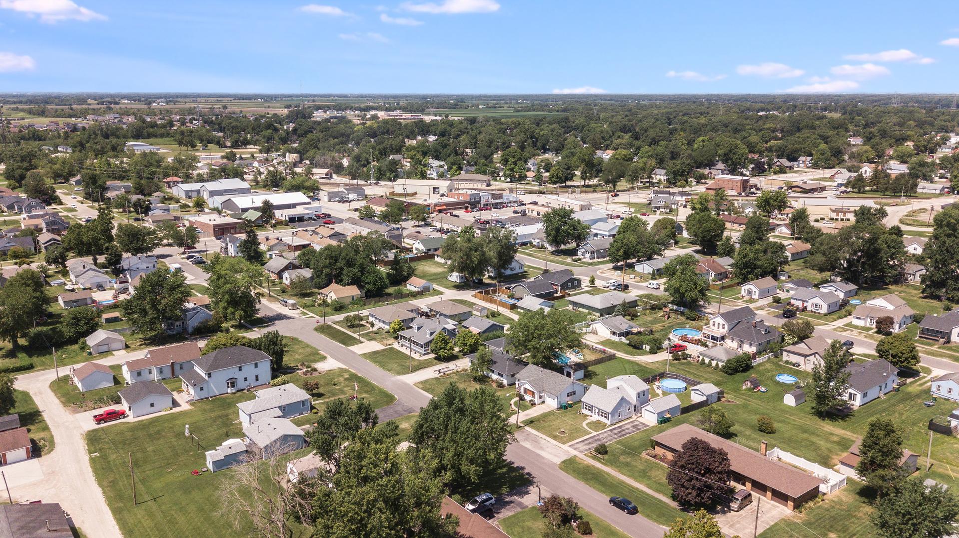 150 East Walnut, Coal City, Illinois, 60416