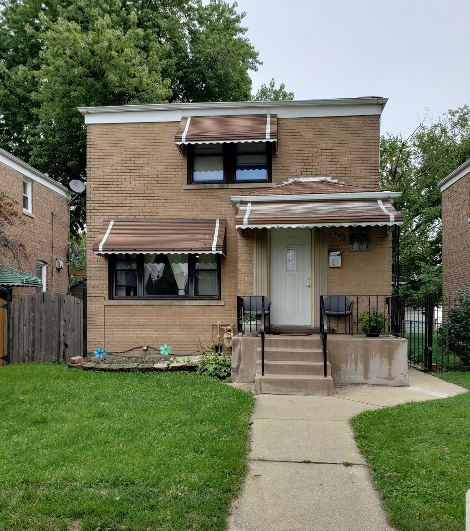 5127 S Lawndale Exterior Photo