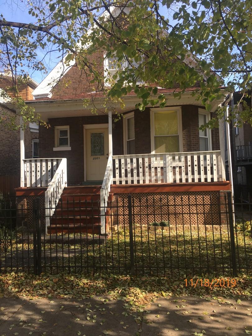 2205 N Kostner Exterior Photo
