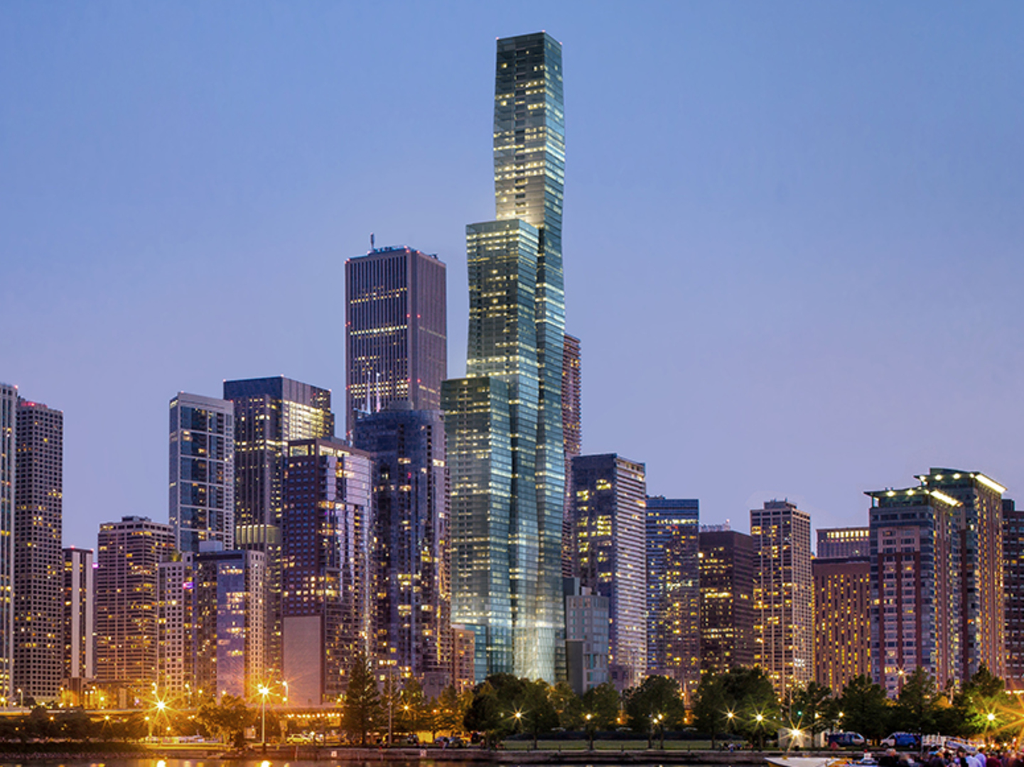 363 E Wacker Drive 5505, Chicago, IL 60601
