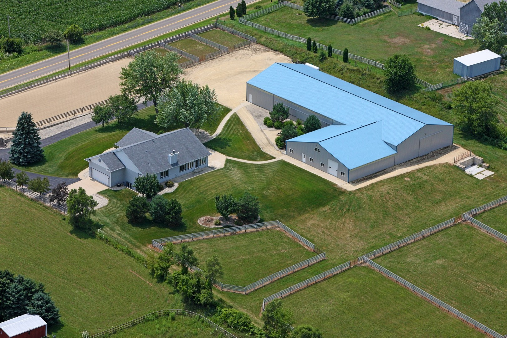 534 Hunter, Caledonia, Illinois, 61011