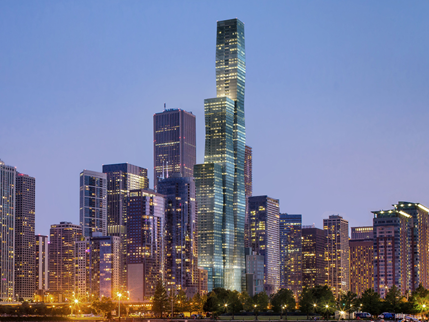 363 E Wacker Drive 6505, Chicago, IL 60601