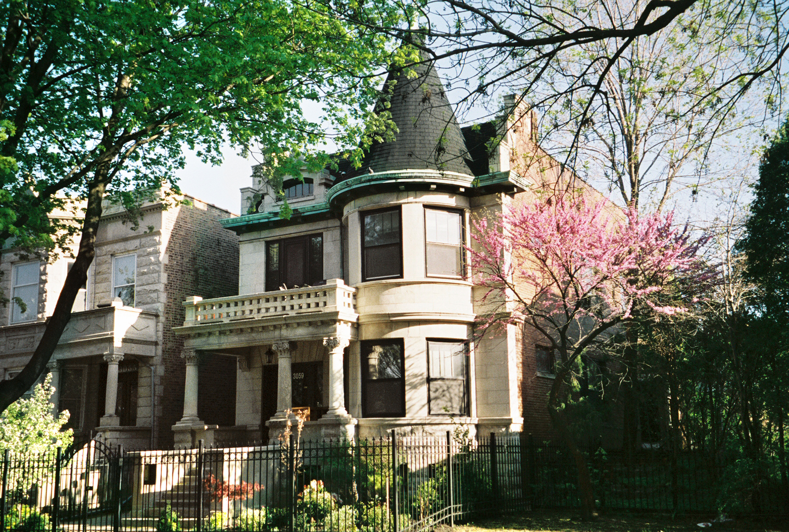 9 House in Logan Square