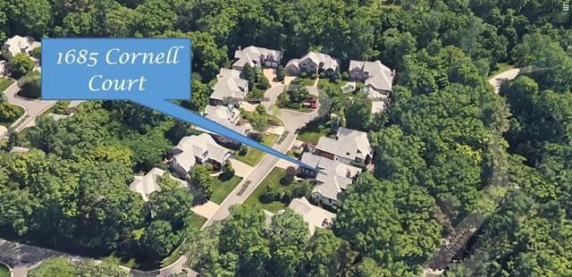 1685 CORNELL, Lake Forest, Illinois, 60045