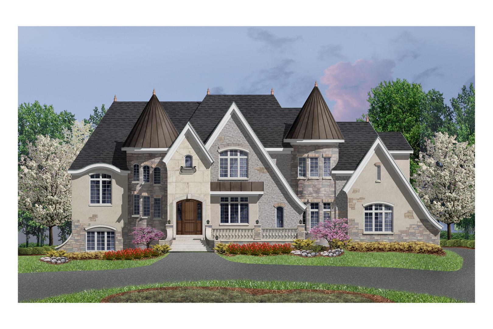 96 Algonquin Road, Barrington Hills, Illinois 60010