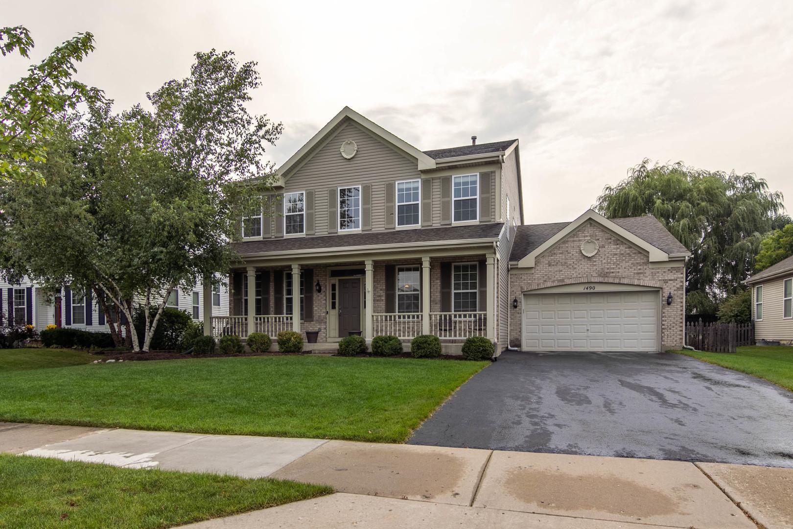 1490 South Lancaster Lane, Libertyville, Illinois 60048