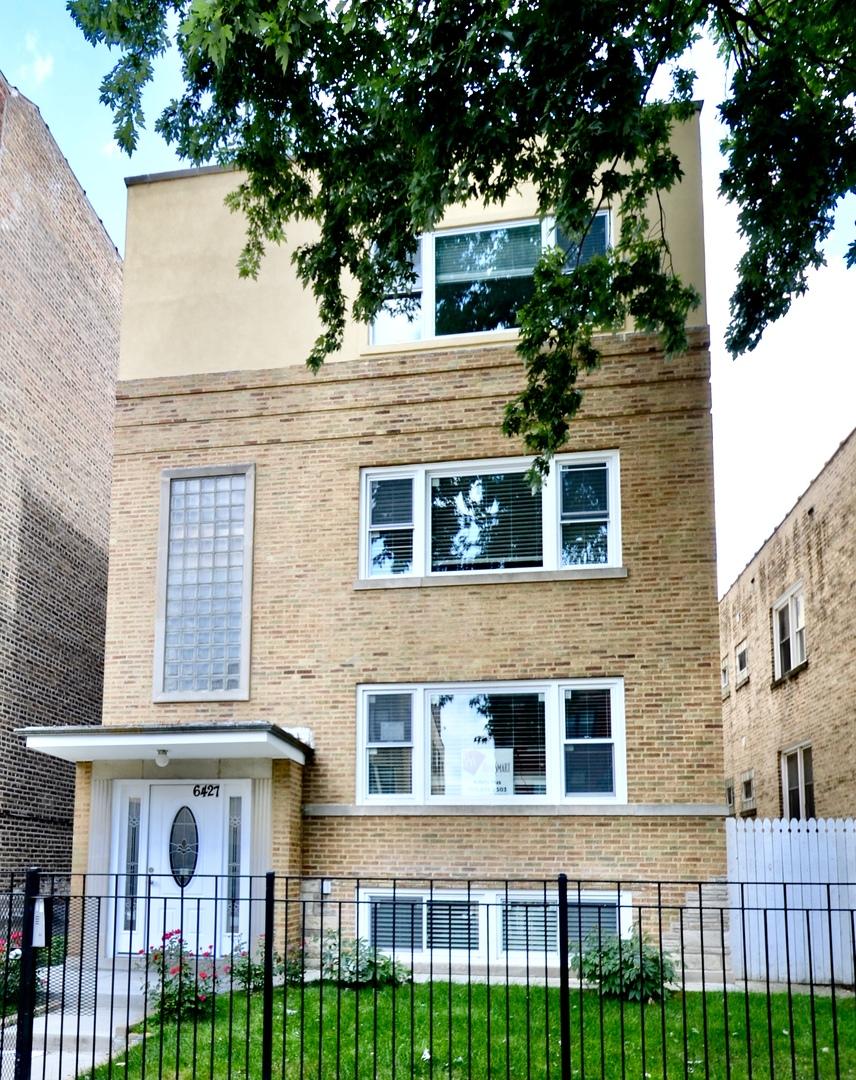 6427 N Albany Exterior Photo