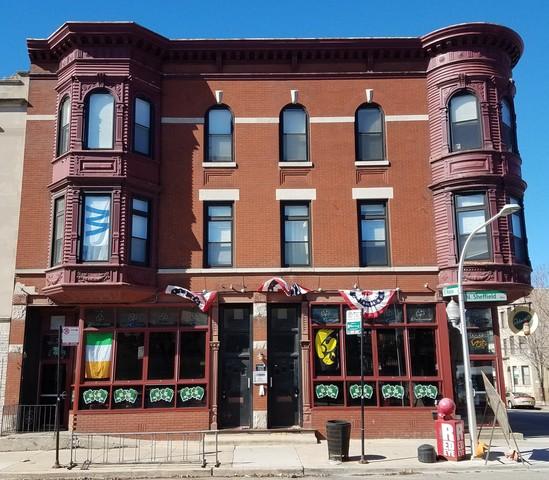 3356 N Sheffield Avenue, Chicago, IL 60657