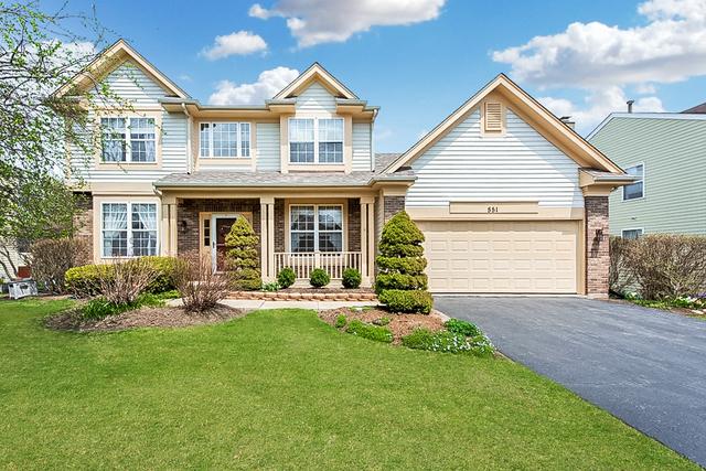 551 Heritage Drive, Lindenhurst, Illinois 60046